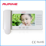 Videowechselsprechanlage-Wohnungs-System mit Überwachung A4-E6CT-R