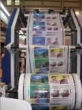Six de alta velocidade Color Flexo Printing Machine para Sale
