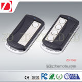 Automatic Gate Openers 433MHz RF Universal Zd-T065のための最もよいPrice 2 Buttons Metal Remote Control