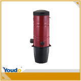 1200W roestvrij staal Ducted Vacuum Systems met Ametek Motor