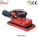3mm Orbit를 가진 비 Vacuum 3 ``X4 ``Square Air Sander