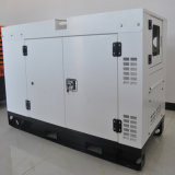 50Hz Geluiddichte Diesel die 45kVA Generator door Perkins wordt aangedreven (SDG45PS)