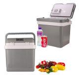 Mini refrigerador Thermoelectric 25liter DC12V/AC100-240V para refrigerar e aquecer-se