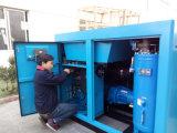 compresor de aire del tornillo de la presión inferior 5bar para la industria textil