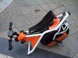 Super lange Meilenzahl Q5 ein Rad-Elektromotor-elektrischer Roller