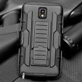 Caja común grande del teléfono del defensor de la armadura para Samsung Note3