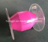 Cinta caliente colorida de la cinta del poliester de Mylar del animal doméstico del derretimiento en rodillo del Minuteness