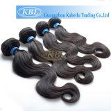 Peruca do templo de Remy da qualidade meia em estilos de cabelo de Yaki Bukl