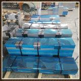 Chapa de aço inoxidável laminada a alta temperatura de AISI 410 no. 4