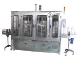Capping Labelingの自動Rotor Pump Bottle Filling Machinery