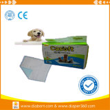 Couche-culotte d'animal familier de Diaposable Absobent de qualité douce et garniture superbes d'animal familier