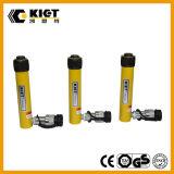 Cylindre hydraulique à simple effet à longue course de série de RC