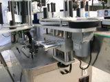Máquina de etiquetado automática de la Doble-Talla cuadrada de la botella