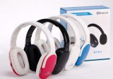 Hands Free Wireless Bluetooth V2.1 Música Áudio Computador Headset Headphone