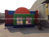 Outdoor populaire Gaint Inflatable Basketball Field à vendre