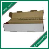 Caixa ondulada da caixa do costume colorido