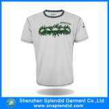 Изготовленный на заказ Promotional White Printed T-Shirt Factory /Men ' s T-Shirt