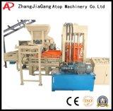 Chaîne de production complète bloc Makig de ciment d'approvisionnement/machine de formation