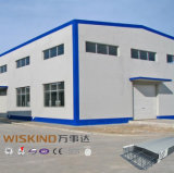 Almacenaje del taller del almacén del edificio de la estructura de acero