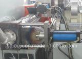 ラインをリサイクルするセリウムによって証明されるフィルムによって編まれる袋のペレタイジングを施すラインPEのフィルム