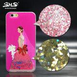 Couverture de téléphone mobile de Shs Hotselling Quiksand TPU