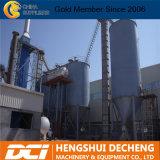 Ligne d'équipement industriel de poudre de gypse de haute performance