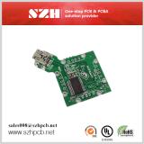 Kundenspezifische Fr4 Feuersignal-System mehrschichtige gedruckte Schaltkarte PCBA
