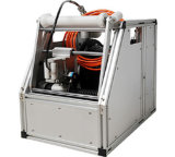 Robot Tvs-1000 di controllo del tubo del CCTV della fogna