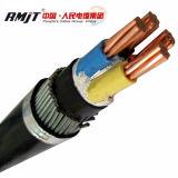 XLPE Isolier- und umhülltes kupfernes Leiter-elektrischer Strom-Kabel