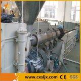 Singola macchina di plastica di pelletizzazione dell'estrusore a vite per i fiocchi di PP/PE/PVC
