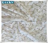 Шнурок платья шнурка тканей шнурка кленовых листов французский для венчания