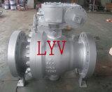 Valvola a sfera riduttrice del foro del acciaio al carbonio/acciaio inossidabile