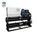 136kw Hanbell 나사 유형 압축기 물에 의하여 냉각되는 물 냉각장치