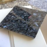 Countertop、Dining Tableのための青いPearl Granite Slab