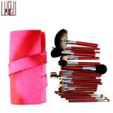 Rotes Qualitäts-Schönheits-Gerät der Dame-Series 26 Stück-Verfassungs-Pinsel
