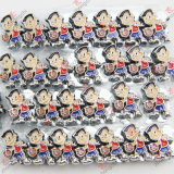 8mm Sportler Slide Charms Wholesale (JP08-621))
