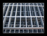 45X5 Galvanized Steel Grating