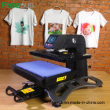 Machine automatique St-420 de transfert thermique de presse de sublimation de presse de la chaleur