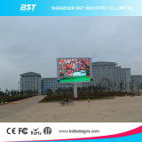 Высокая яркость SMD СИД рекламируя экраны, афишу 1r1g1b напольный рекламировать СИД IP65 P6
