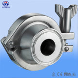 Stainless sanitario Steel Clamped Check Valve (3A-No. RZ2104)