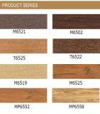 Mattonelle di legno poco costose del grano delle mattonelle di pavimentazione della porcellana del AAA di prezzi (M6526)