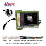 Varredor portátil veterinário do ultra-som do equipamento médico