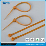 Legami della chiusura lampo di /Plastic delle fascette ferma-cavo di formato standard/cinghia di cavo superiori da vendere