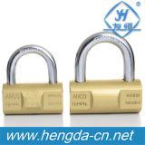 O ouro Yh9182 chapeou o cadeado de bronze endurecido