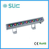 AC220V IP65 RGB LED Wall Washer Light para parede de fachada