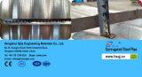 Preços ondulados da tubulação da sargeta do metal