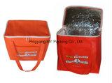 Оптовым мешок охладителя изготовления 6 напечатанный оловом Non-Woven