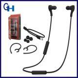 Auriculares estereofónicos Multipoint de Bluetooth do projeto magnético do esporte do melhor vendedor de Amazon com V4.1