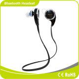 Aptidão baixa da em-Orelha da potência de pouco peso estereofónica da música da forma de Smartphone que funciona o fone de ouvido de Bluetooth