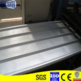 사다리꼴 Galvanized 또는 Galvalume Steel Metal Roof Sheet